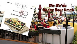 Wo-Wo'da happy hour fırsatı
