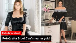 Sibel Can, Photoshop'u...