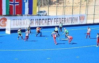 "EuroHockey Club Challenge III 2019 Men"" Alanya'da..."